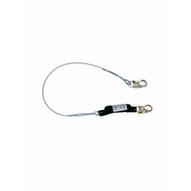 Elk River 11306 6' Cable Zorber Zsnap Hook-1