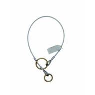 Elk River 13608 8' Cable Sling With Rings-1