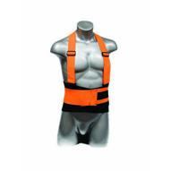 Elk River 40045 Back-eze Belt Safety Orange 2xl-2