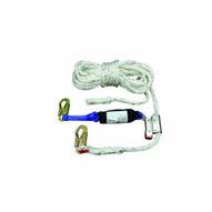 Elk River 49901 Cp+ Lifeline 30' Attached Rope Grab 2' Web Zorber-1