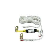 Elk River 49902 Cp+ Lifeline 50' Attached Rope Grab 2' Web Zorber-1