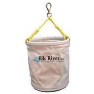 Elk River 84403 White Cotton Duck Bucket-1