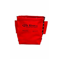 Elk River 84520 Bolt Bag Red Belt Tunnel Tool Loops 2.5 X 10 X 9-1