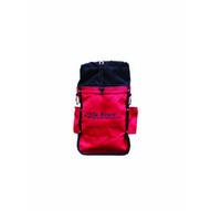 Elk River 84523 Heavy Duty Bolt Bag Red Drawstring Top belt Tunnel-1