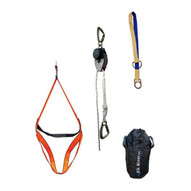 Elk River 97800 100' Rescue Only Harness Kit-1