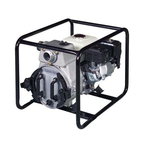 Tsurumi EPT3-100HA 4 In. Trash Pump w 11.0 HP Honda Motor-1