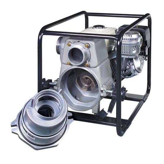 Tsurumi EPT3-50HA 2 In. Trash Pump w 5.5 HP Honda Motor (MOST POPULAR)-1