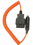 E-z Red Msbd28 Obdii Portable Power Cable For Battery Pack Memory Saver-1
