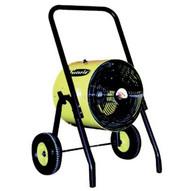 TPI Corp FES-3048-3A Portable Dry Heat 102390 BTU Salamander Heater 480 Volts-1