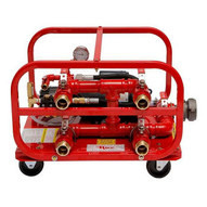 Rice Hydro FH-3 4 Outlet Fire Hose Tester 500 PSI (MOST POPULAR)-1