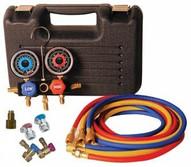 FJC 6855 Dual R1341234yf Manifold Set-1