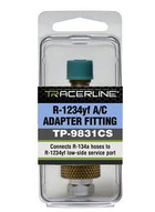 Tracer Products TP-9831CS R-1234yf Adapter Fittingfor Use With 9770-8-1