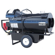 Flagro FVNP-400RC 390000 Btu Dual Fuel Natural Gas Or Propane Indirect Fired Heater-1