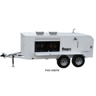Flagro FVO-1000 TR Self Contained Trailer (BTU hr (2) 390000)-1