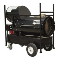 Flagro FVO-200RC 200000 Btu Oil Indirect Fired Heater-1