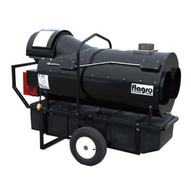 Flagro FVO-400 ( 400000 BTU Oil ) Indirect Fired Heater (MOST POPULAR)-4