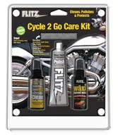 Flitz CY41503 Cycle 2go Polish And Care Kit-1