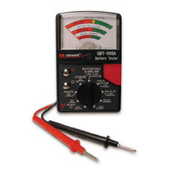 Gardner Bender GBT-500A Analog Battery Tester Test Batteries 1.5v To 22.5v Easy-to-read Goodbad Indicator Includes Test Leads 1each-1