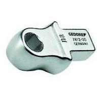Gedore 7812-10 Rectangular Bit Holder 14 Se 9x12-1