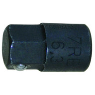 Gedore 7 RB-63 Adaptor 14 Hex 10 Mm For 7 R 7 Ur-1