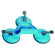 Gedore 121-3 Suction Cup Lifter With 3 Cups D 120 Mm-1