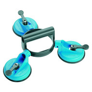 Gedore 121 G-3 Suction Cup Lifter With 3 Cups D 120 Mm-1