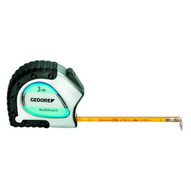 Gedore 4534-3 Steel Tape Measure 3 M-1