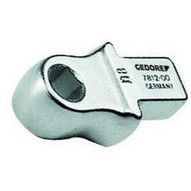 Gedore 7812-00 Rectangular Bit Holder 516 Se 9x12-1