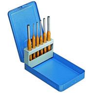 Gedore 116 D Pin Punch Set 6 Pcs In Metal Case-1