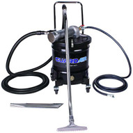 Guardair N201DCNED 20 Gallon D Vacuum Unit With 1.5 Inlet & Attachment Kit - Static Conductive-1