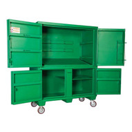 Greenlee 4D-CFO Four Door Compact Field Office-2