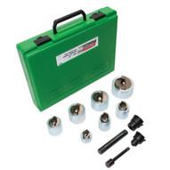 Greenlee 7307SP Speed Ko Kit Conduitss 12x2 1-732-1