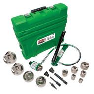 Greenlee 7310SBSP Speed Ko Kit Conduit Ms 12x4-1