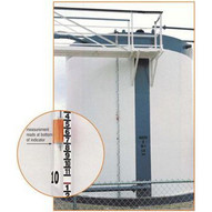 Gearench TSG20-EH Petol Tank Safety Gauge Enclosed Hut System Size: 20 Ft.-1