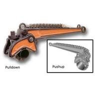 Gearench VTDA120 Petol Pulldown Visetongs O.D.: 6-24 in.-1