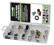 Grip-on-tools 43247 27 Piece Oil Drain Plug Kit-1
