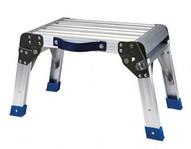 Grip-on-tools 54095 Aluminum Step Stool Andworking Platform-1
