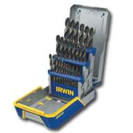 Irwin Hanson 3018002 29 Piece Cobalt Drill Bit Set M35 Hardness-1