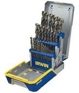 Irwin Hanson 3018006b 29 Piece M2 Turbomax Drill Bit Set Reduced Shank-1