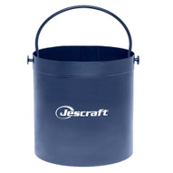 Jescraft HB-14SH Mop Bucket - Hot Tar Bucket 8 Gallon Capacity with Side Steel Handle-1