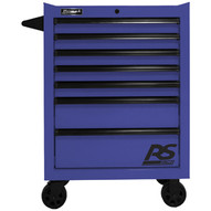 Homak Mfg BL04027770 27 Rspro Series Rollercabinet- Blue-1