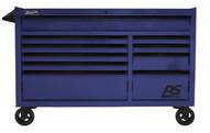 Homak Mfg BL04054010 54 Rspro Series Rollercabinet- Blue-1