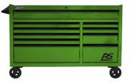 Homak Mfg LG05054010 54 Rspro Series Rollercabinet- Lime Green-1