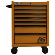 Homak Mfg OG04027770 27 Rspro Series Rollercabinet- Orange-1