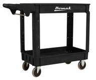 Homak Mfg PP06039021 30 Hd Plastic Service Cart-1