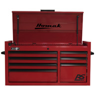 Homak Mfg RD02004173 41 Rspro Series Top Chest -red-1