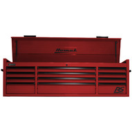 Homak Mfg RD02072120 72 Rspro Series Top Chest -red-1