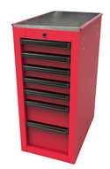 Homak Mfg RD08014070 14 12 Rs Pro Series Sidecabinet - Red-1