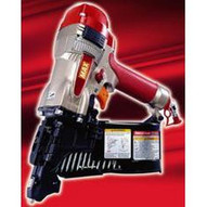 Max USA HN65J Powerlite Locator Joist Hanger Nailer Drives From 1-1 2 Up To 2 X .1 2 Flat Plastic Sheet Collated Nails-2
