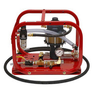 Rice Hydro HP-6 500 Pneumatic Hydrostatic Test Pump 3.0 gpm up to 500 PSI (old model HP-3 500)-1